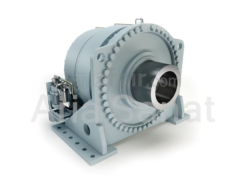 Planetary hollow shaft gearbox