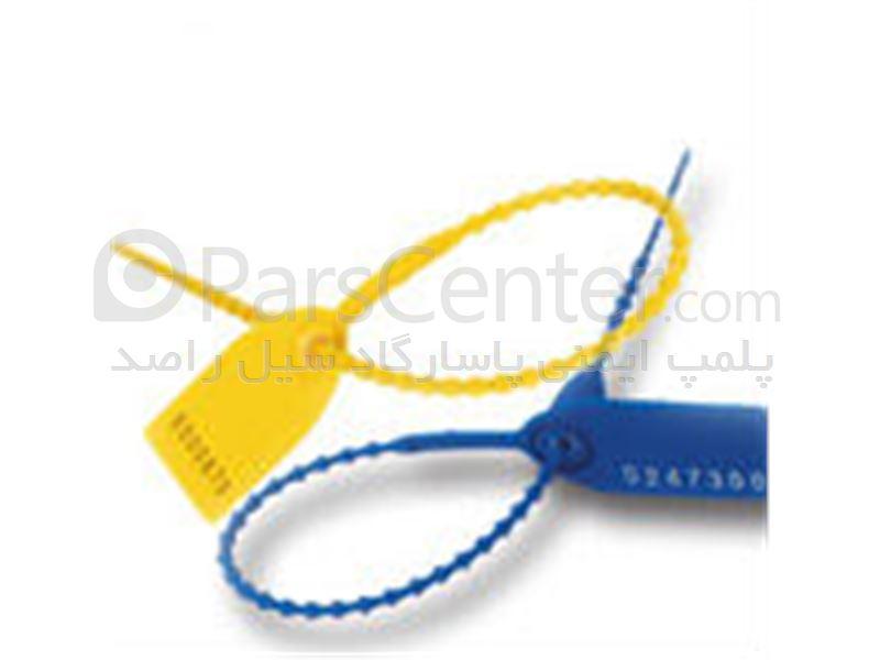 پلمپ پلاستیکی دندانه ای استاندارد جعبه بغل ماشین