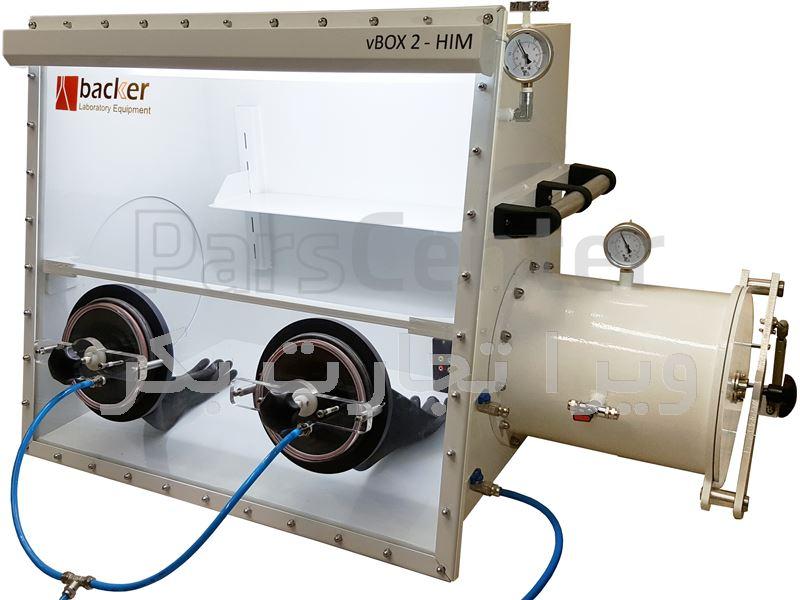 دستگاه گلاوباکس مدل vBOX2 - HIM