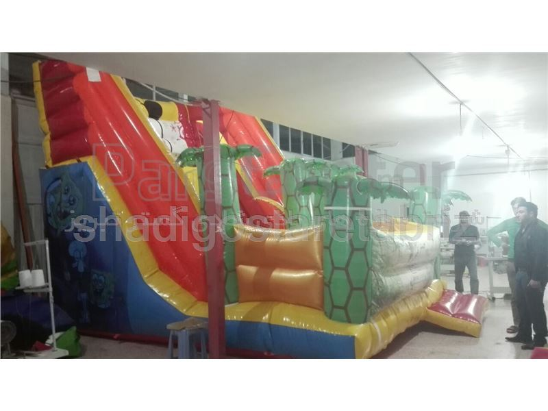 Inflatable play equipment code 15