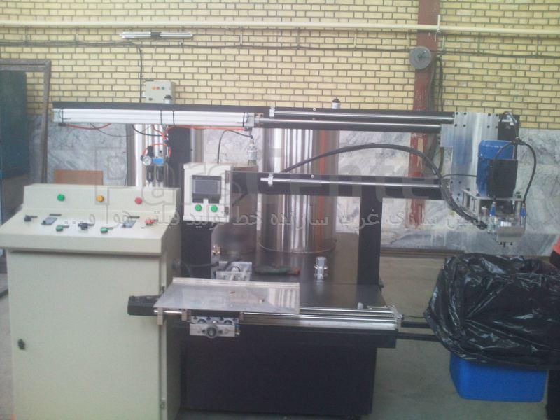 خط تولید فیلتر هوا با فروش محصولات