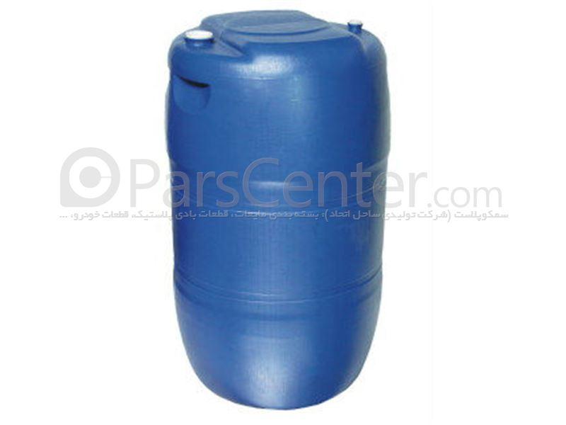 بشکه های درب پیچی 60 تا 220 لیتر