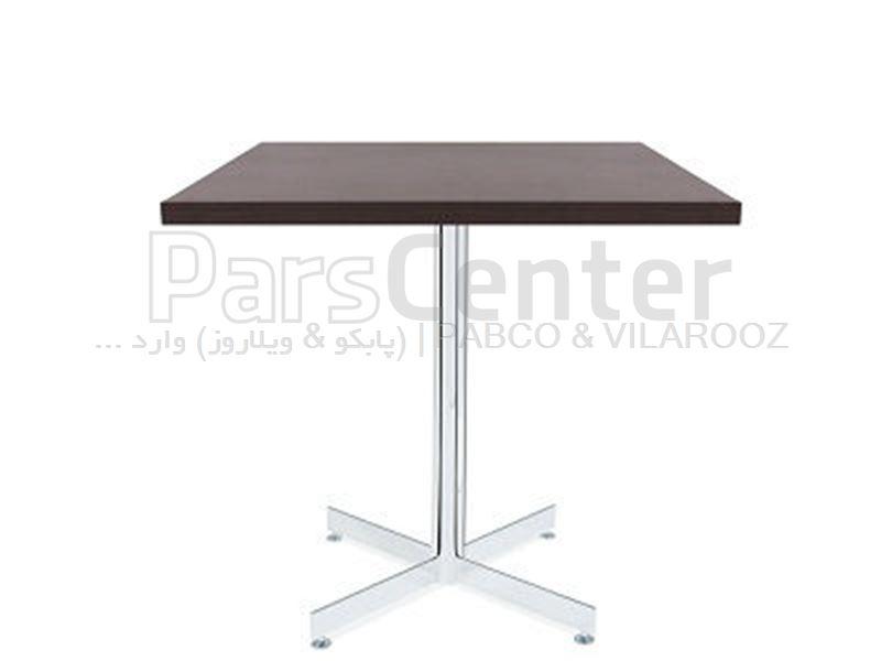 میز رستورانی مربع گاما