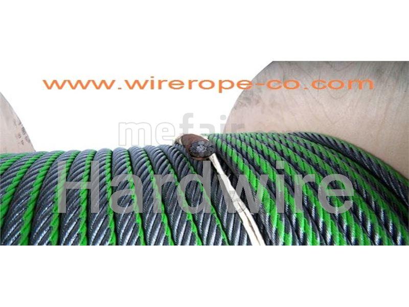 M10 Gustav Wolf wire rope