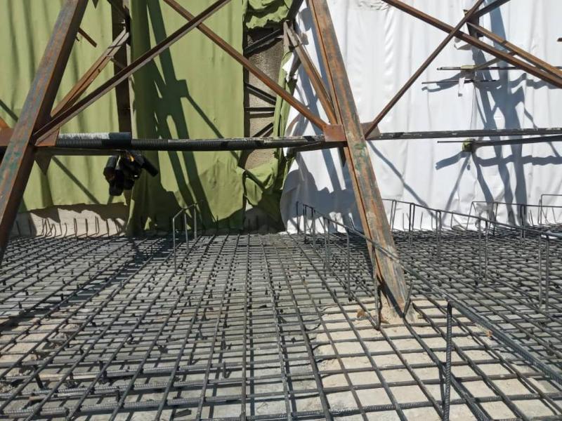 ایزولاسیون وزهکشی فونداسیون و گودهای ساختمانی- قیطریه