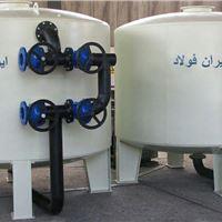 تصفیه آب استخر (فیلتر شنی)