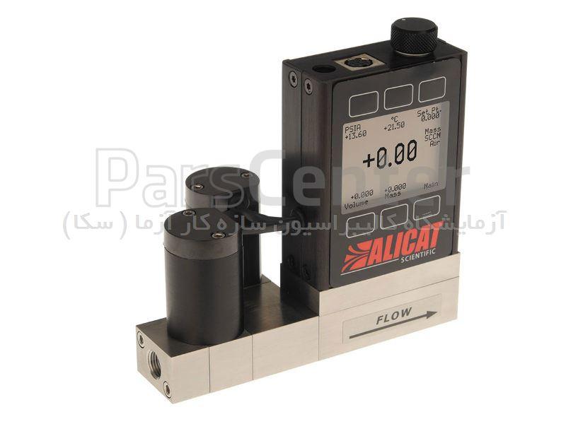 فلومتر هوا الیکت مدل 1000 MC و Alicat Mass Flowmeter MC 1000