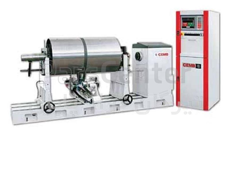 بالانس صنعتی - خوابیده - افقی مدل  CEMB Z2000-G-GV-TC