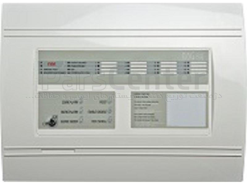 تله تک کنترل پانل اعلام حریق متعارف افزایشی مدل MAG8Plus