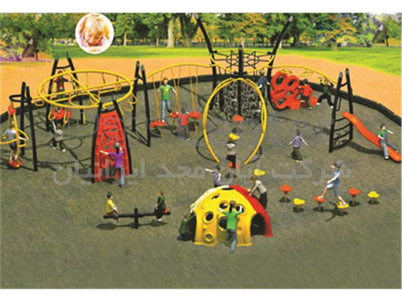 مجموعه بازی تور و طناب PS2015