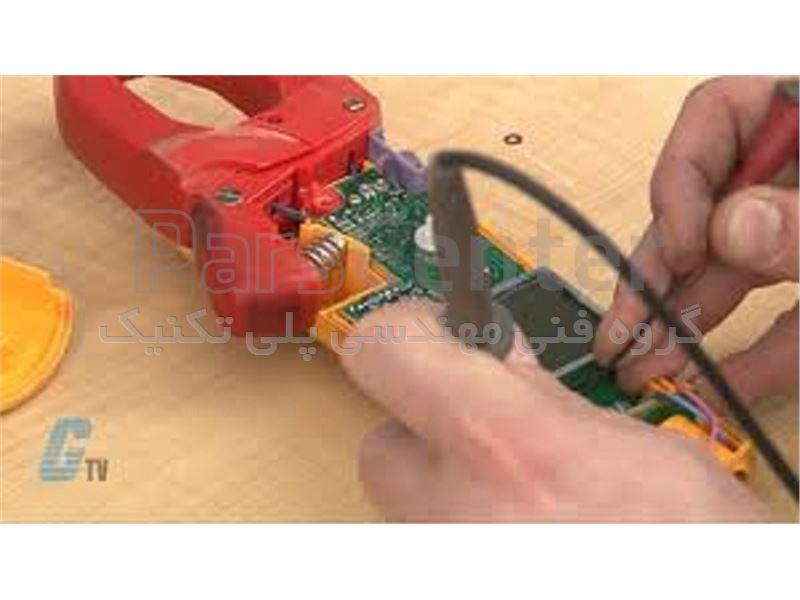 تعمیر مولتی متر دیجیتال