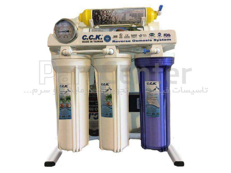تصفیه آب خانگی CCK