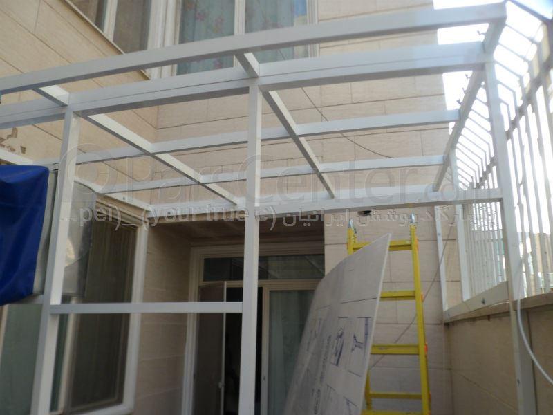 (Patio Roof) سقف پاسیو و دیوار 371