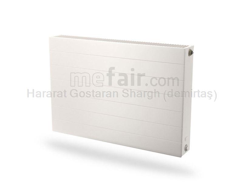 Flatline steel panel radiator 600