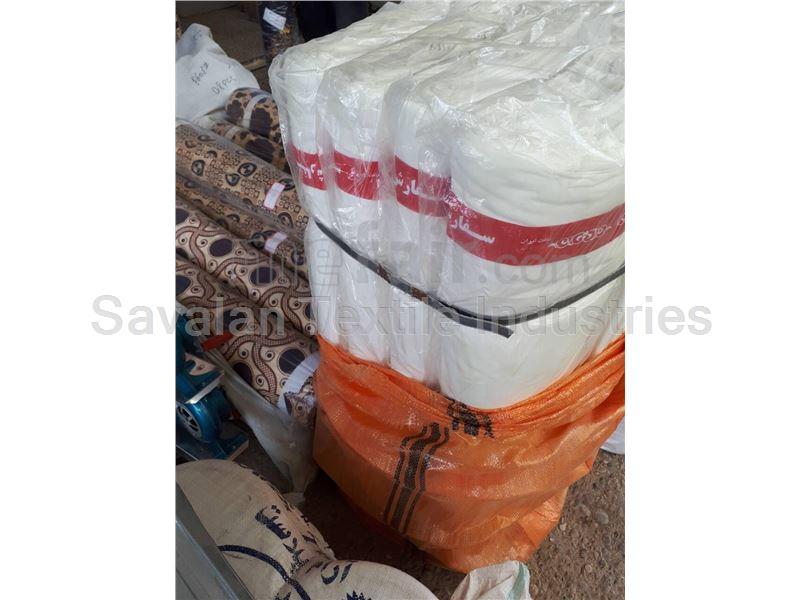 Cotton woolen fabric - Filament 240 g Width 210 cm