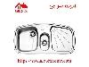 سینک ظرفشویی توکار کد 610 استیل البرز