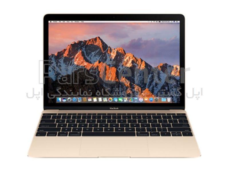 لپ تاپ مک بوک اپل 12 اینچی 256 گیگابایت Apple Laptop MacBook 256GB MLHE2