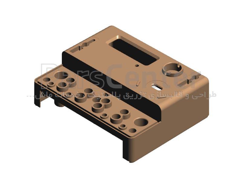 طراحی و ساخت قالب قطعات برقی و الکترونیکی Electronic parts