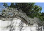 حفاظ شاخ گوزنی سفید مدل 75*50