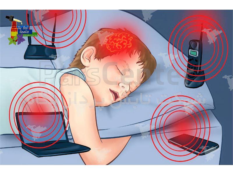 اندازه گیری امواج و پرتو ها در مهد کودک و ارائه گواهی سلامت امواج
