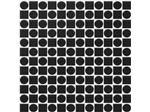 کاشی استیل مربع دایره - دارک