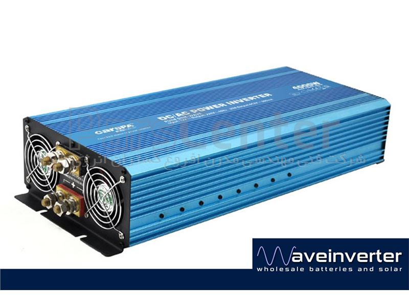 اینورتر خورشیدی 3000 وات 24 ولت SKD