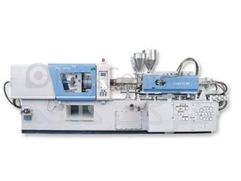 دستگاه تزریق پلاستیک 150تن الی600تن جینی