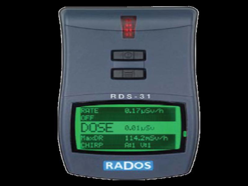 دزیمتر محیطی(رادیومتر) Rados RDS-31
