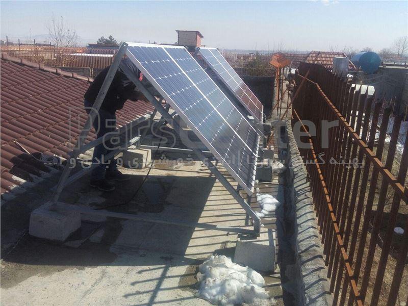 طراحی ، مشاوره و اجرای انواع سیستم های برق خورشیدی