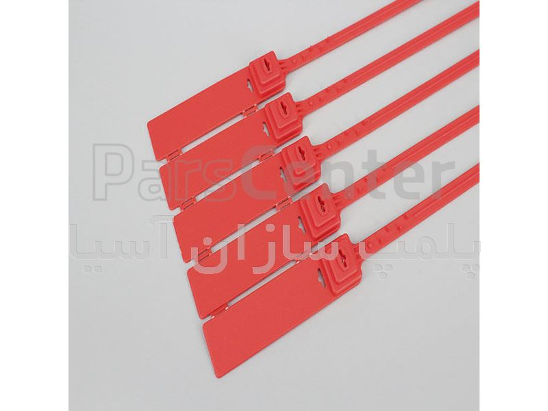 پلمپ های تسمه ای پلاستیکی پهن استاندارد جامبوبگ