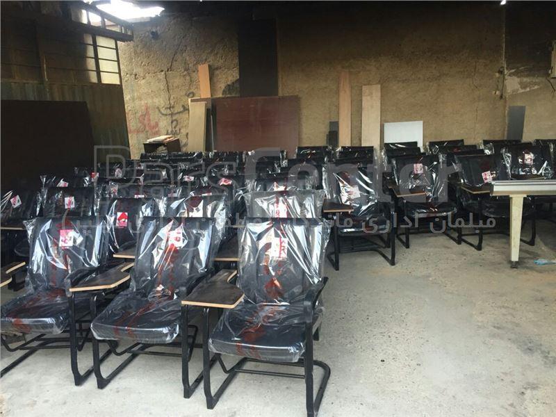 قیمت صندلی دسته دار آموزشی