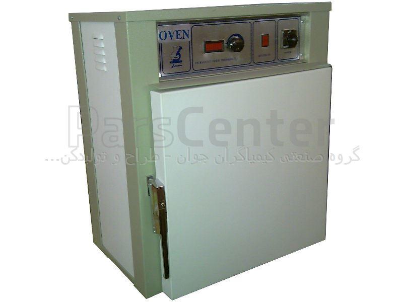 گرمخانه 100 لیتری هوشمند فن دار محفظه آلومینیوم