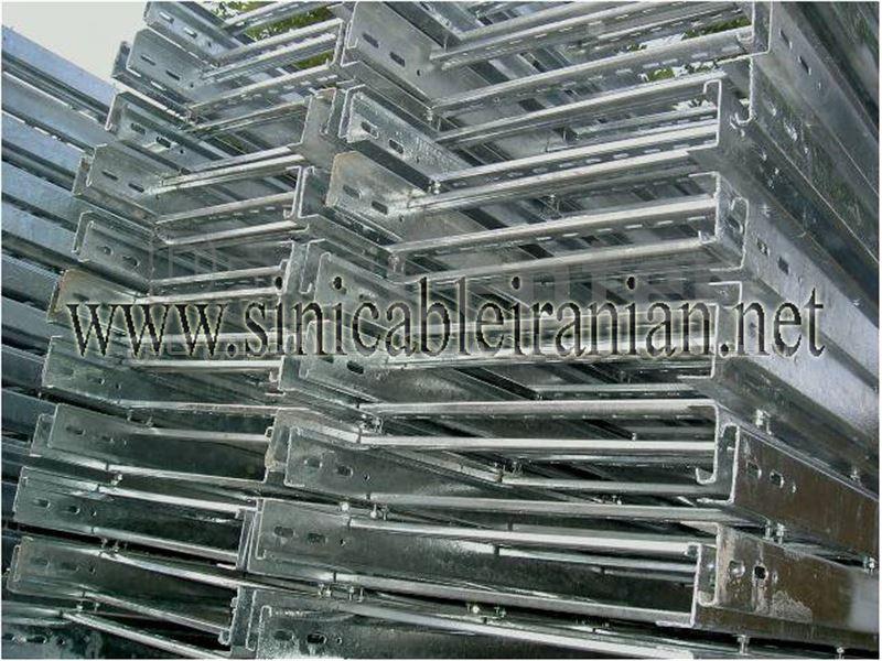 نردبان کابل گالوانیزه گرم 30 سانتیمتر (Cable Ladders)