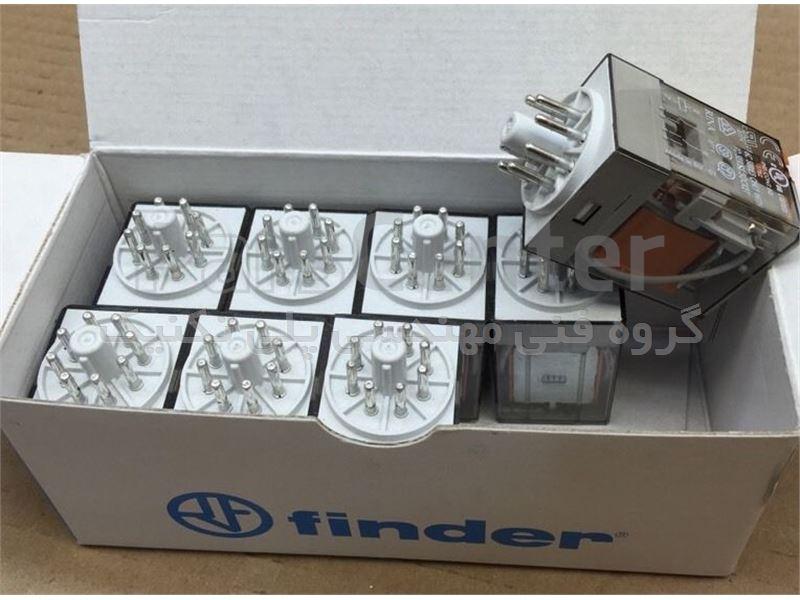 رله فیندر 11 پایه کد 6013