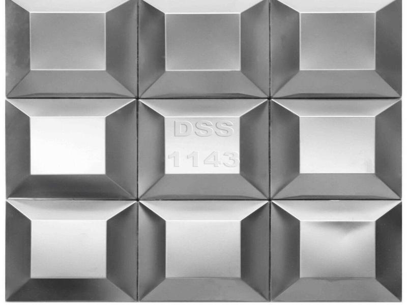 کاشی استیل DSS 1143