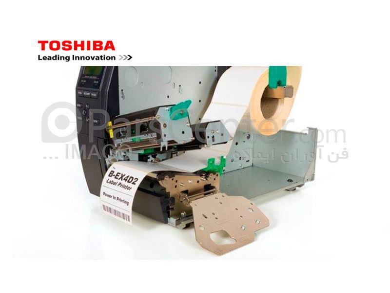 لیبل پرینتر Toshiba B-EX4T2 203Dpi