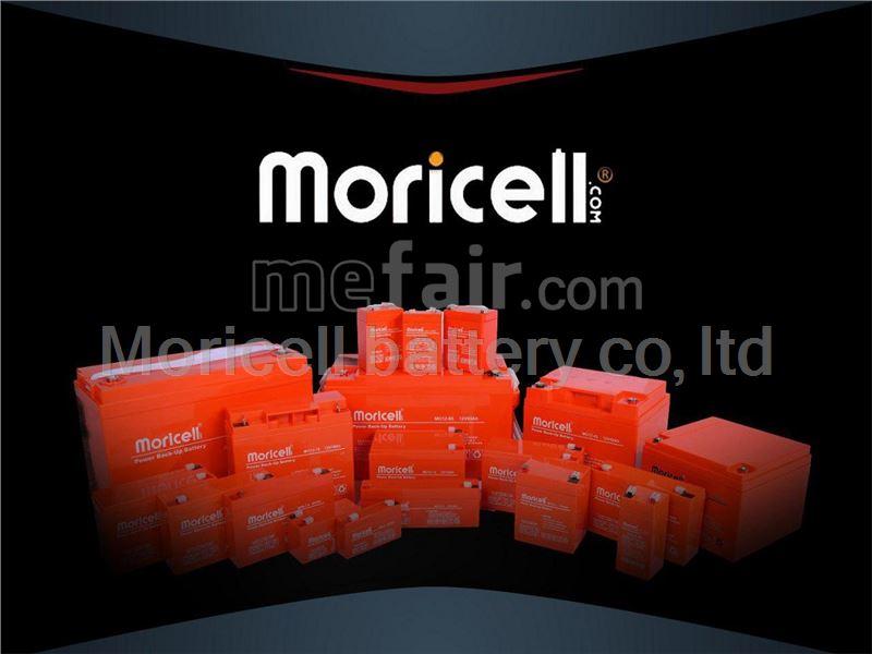 Moricell battery 12V_3.3Ah