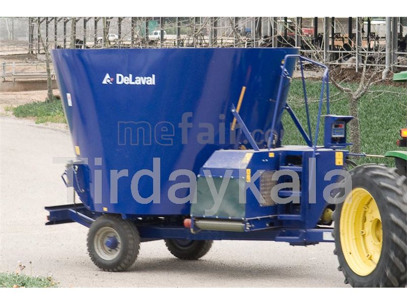 Delaval feeder mixer knife