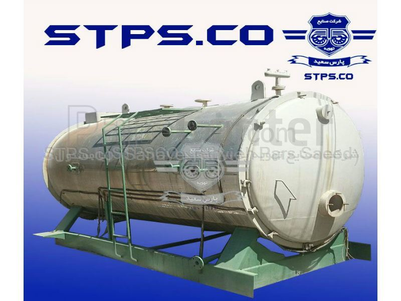 Steam boilers 3 tons