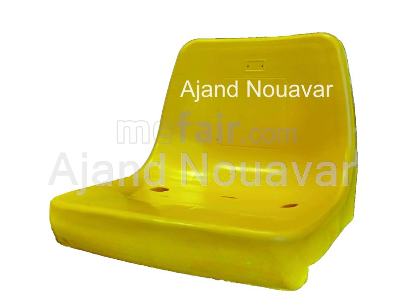 Backrest seat Ajand Nouavar model CRA