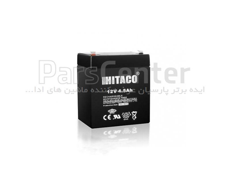باتری هیتاکو 12 ولت 4.5 آمپر Hitaco