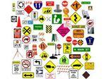 تابلوی علائم ایمنی کارگاه - ساخت ، نصب و اجرا