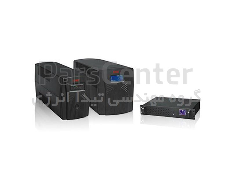 یو پی اس Line Intractive UPS 720W 1200VA