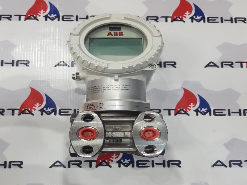 پرشر ترنسمیتر ABB S.p.A - 266DSHQSSA2B7