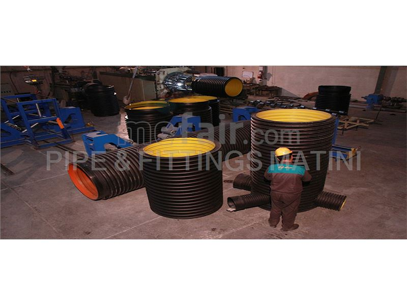 Corrugated Pipe 400