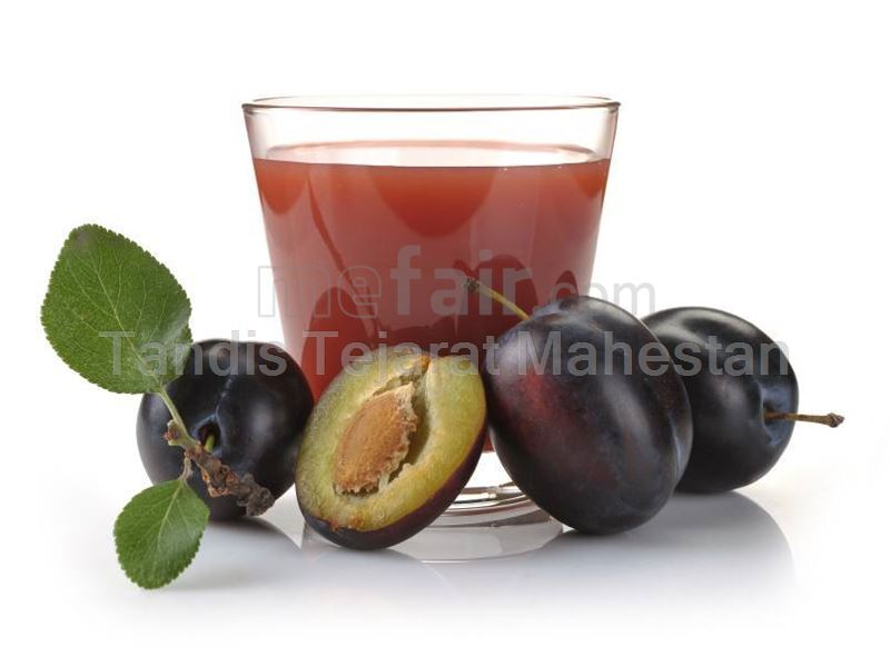Export of red plum juice concentrate to Azerbaijan