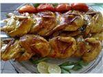 گوشت بلدرچین فرآوری شده Amiran Star