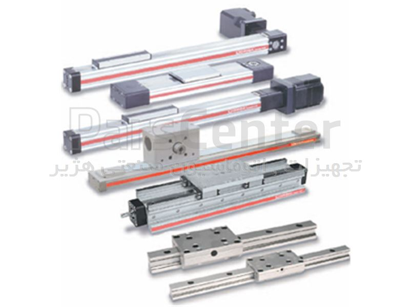 فروش جک چهار میل پنوماتیک  مدل SC (جک) CYLINDER