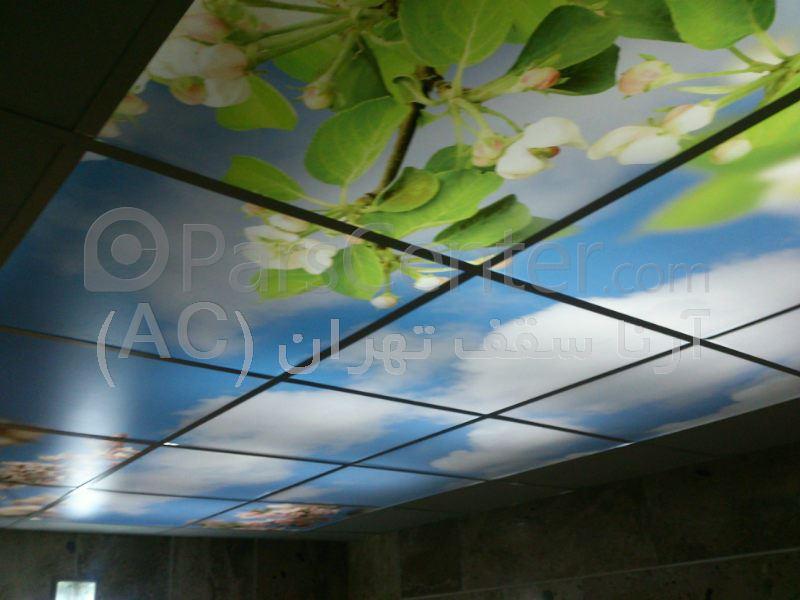 پلی کربنات+آسمان مجازی (سیدخندان - ارسباران)