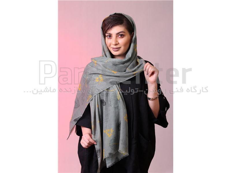تولید و چاپ شال و روسری تابستانه09120067890